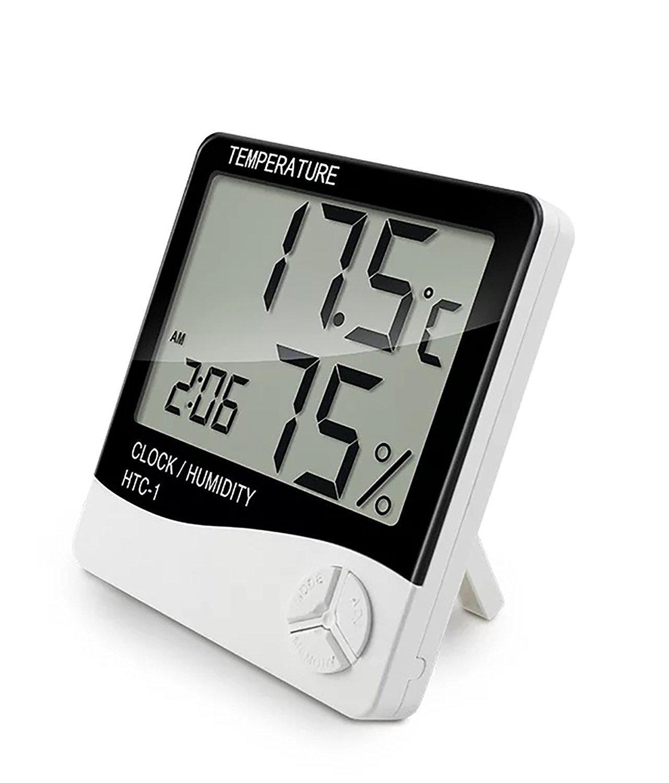 Digital Termometre Higrometre