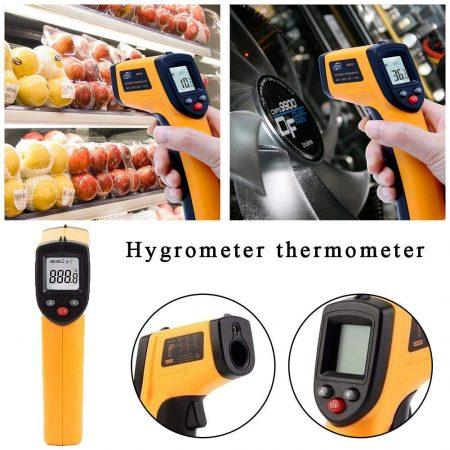 Lazer- Termometre