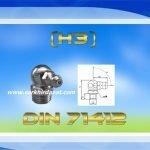Gresorluk-GH90- (H3)- Stainless- DIN 71412-2