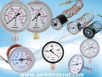 Manometre ve Termometre