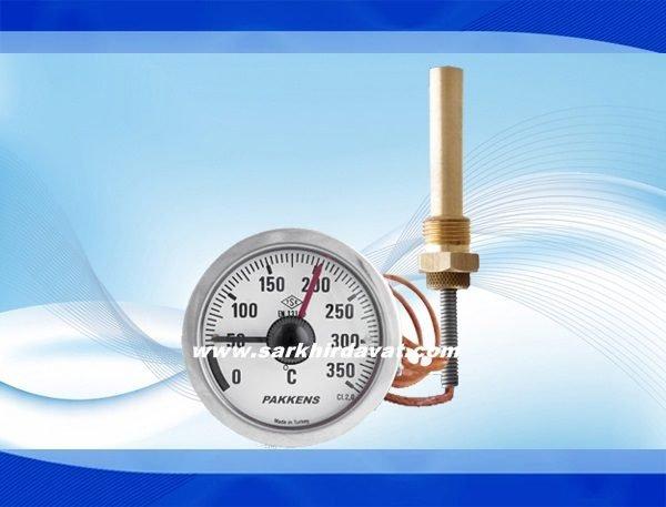 Bakır-Spiralli- Kontakli-Termometre