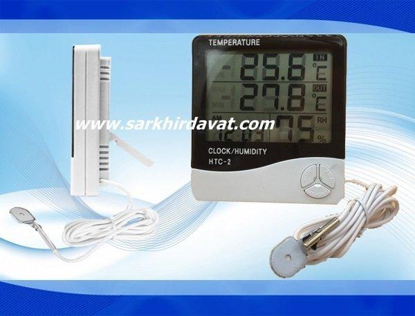 Digital-Termo-Higrometre