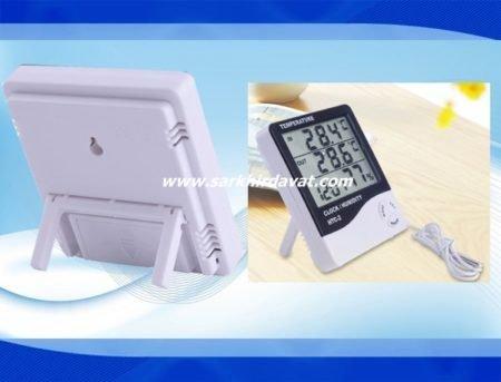Dijital Termometre Higrometre