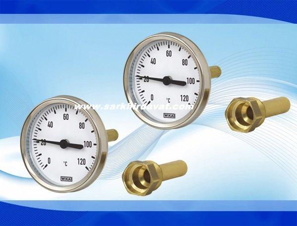 Bi Metal Termometre