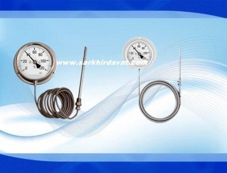 Termometre Spiralli