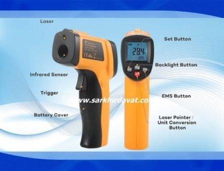 Lazer Termometre