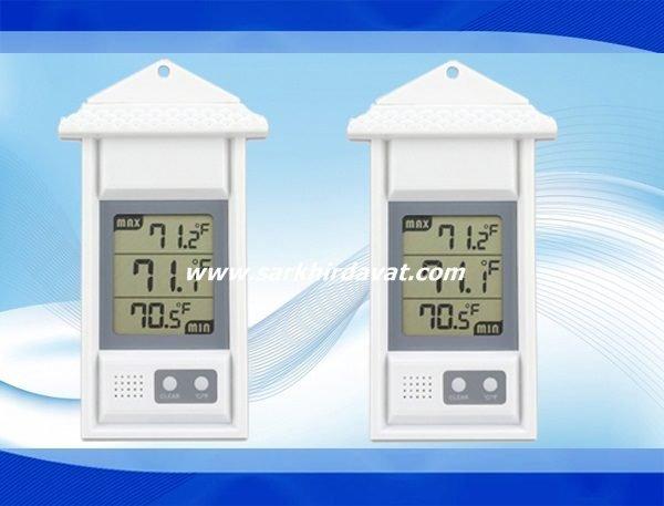 Maksimum- Minimum- Termometre