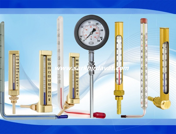 Sanayi-Tipi- Termometreler